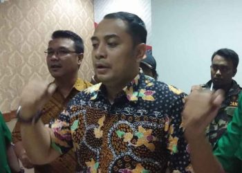 Calon Walikota Surabaya Eri Cahyadi (Foto : jatimnow.com)