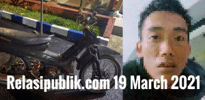 Tiga Pelaku Pencurian Sepeda Motor diringkus Unit Polisi