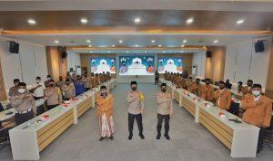 Kapolda Jatim Silaturahmi dengan Da'i Kamtibmas Polda Jatim